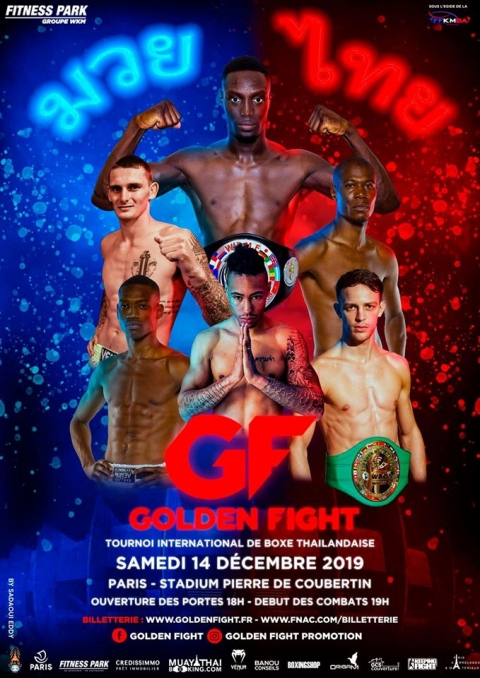 VICTOIRE BAMPARA GOLDEN FIGHT